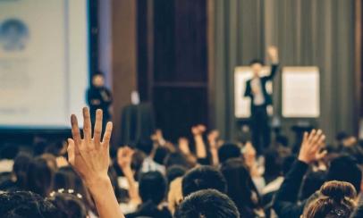 Conference Speaking & Partner Programmes